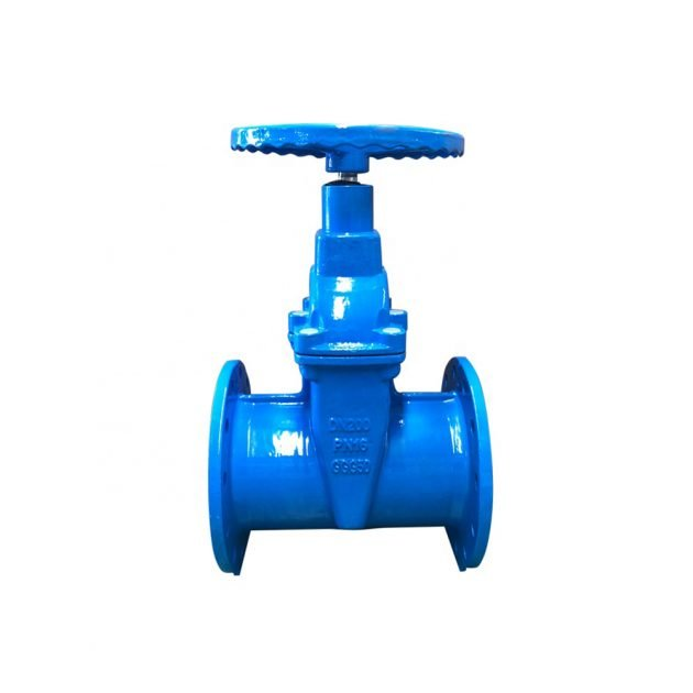DIN F5 Resilient Seated Gate Valve