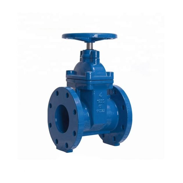 China Awwa C509 Resilient Seated Flanged Gate Valve Ce Approval
