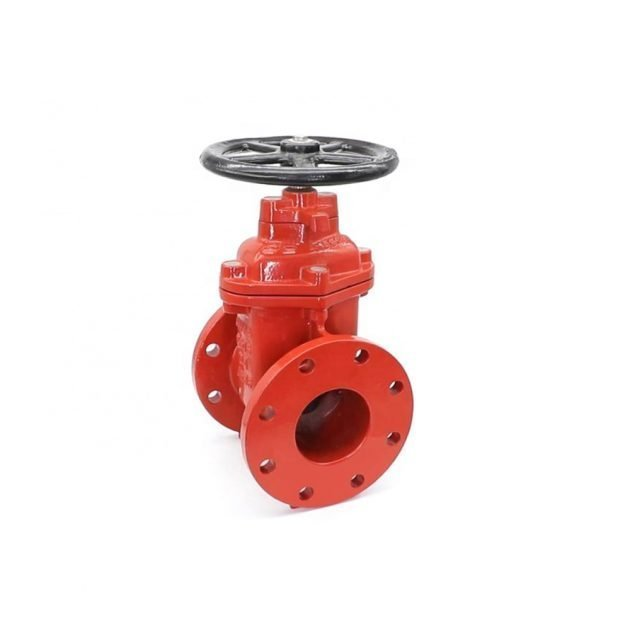 awwa c509 and c515 resilient seated gate valve