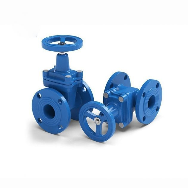 GOST-30ч39р-Resilient-Gate-Valve 7
